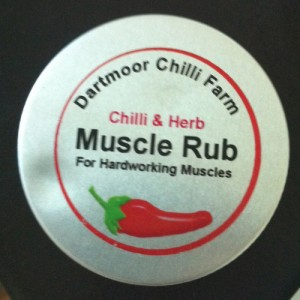 Chilli Muscle Rub