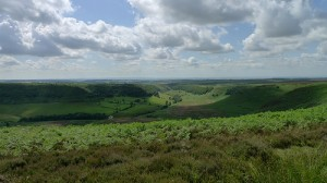 hole of horcum walking route