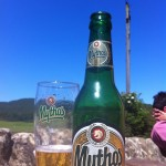 Mythos in the Yorkshire Sun