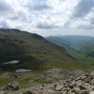 Crinkle Crags and Bowfell Walk