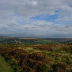 Picturesque moorland