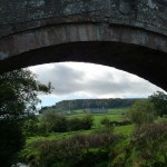 Under Duck Bridge to Danby Castle