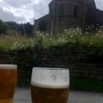 Saltaire Blonde in the Blacksmith's Arms
