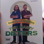 Hairy Dieters Book