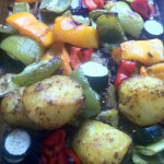 Hairy Bikers Cumin vegetables