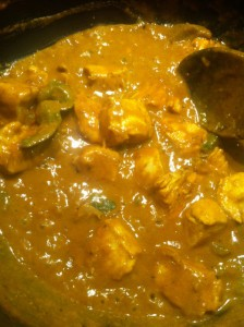 Hairy dieters chicken korma