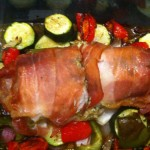 hairy dieters ham wrapped fish