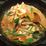 Hairy dieters thai chicken curry