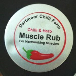 Chilli Muscle Rub