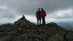 crinkle crags summit