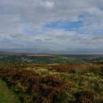 Picturesque moorland