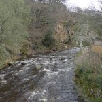 The river near beck hole