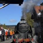 Steam Train Wedding