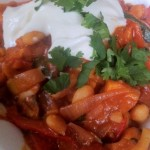 Hairy Bikers spicy vegetable stew