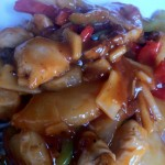 Hairy Dieters Sweet and Sour Chicken