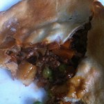 Hairy dieters meat and potato pie