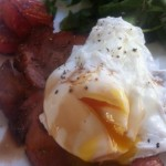 Hairy Dieters Bacon and eggs